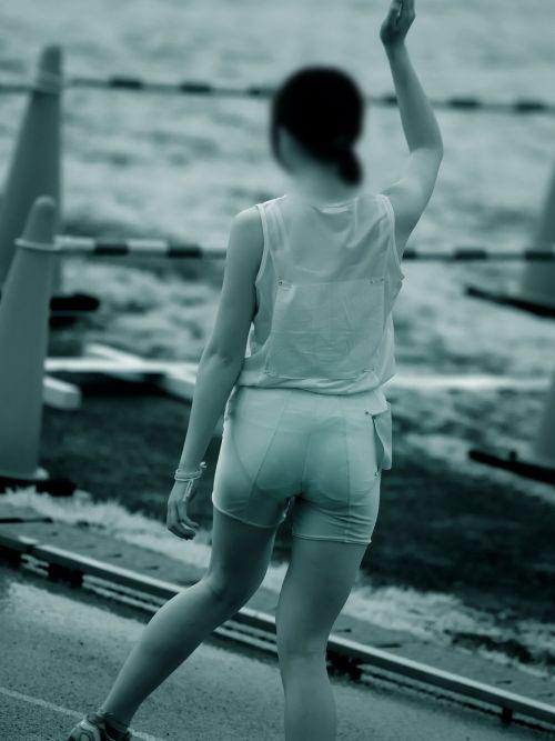 【画像】赤外線カメラで女子スポーツ選手を盗撮した結果がこちらです 36枚 No.18