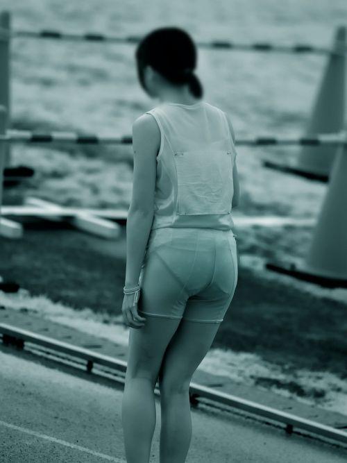 【画像】赤外線カメラで女子スポーツ選手を盗撮した結果がこちらです 36枚 No.31