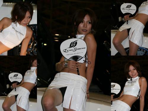 イベントコンパニオンとキャンペーンガールのパンチラを盗撮したエロ画像 41枚 No.10