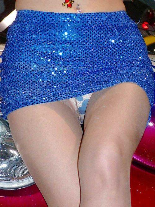 イベントコンパニオンとキャンペーンガールのパンチラを盗撮したエロ画像 41枚 No.14
