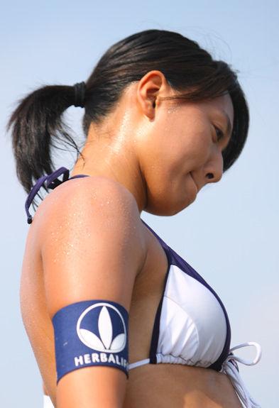 元ビーチバレー浅尾美和の試合中の胸チラ・股間・お尻を盗撮したエロ画像 51枚 No.39