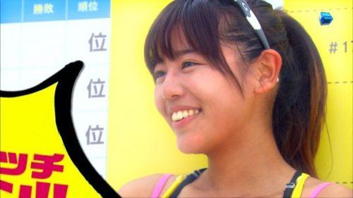 新ビーチの妖精 坂口佳穂の大股開きとおっぱいがお宝なエロ画像 83枚 No.47