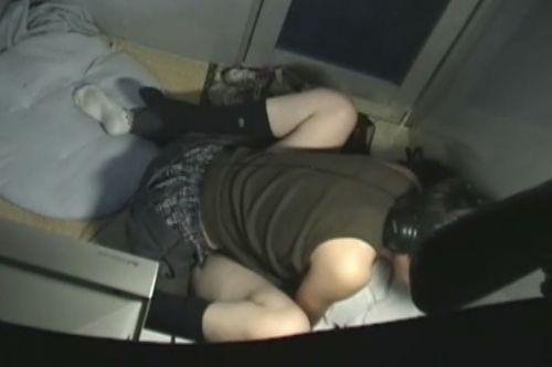 ネットカフェでカップルがホテル代をケチってセックスしてる盗撮エロ画像 31枚 No.14