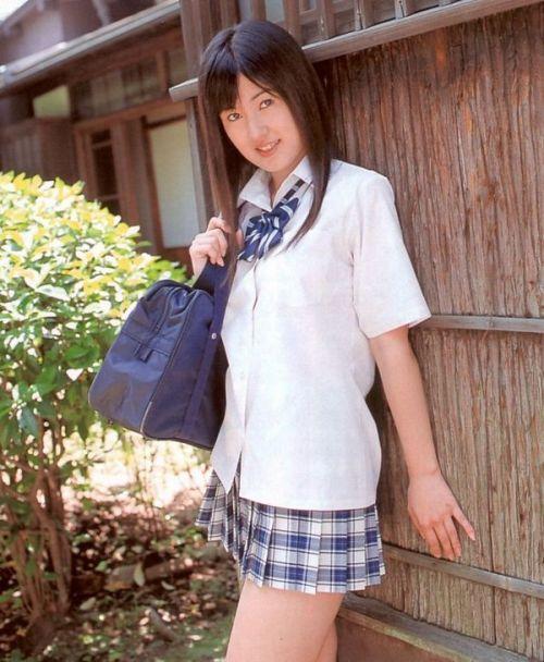 【画像】清純そうなモデル系でスタイル抜群なJK達が可愛うぃねぇ♪ 38枚 No.31
