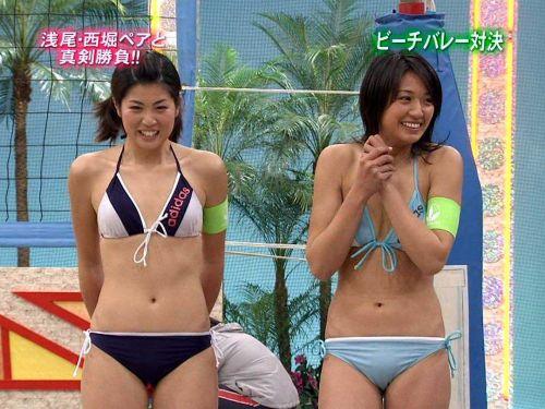 元ビーチバレー浅尾美和のビキニにマンスジ限定のエロ画像まとめ 32枚 No.1