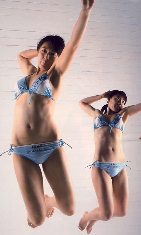 元ビーチバレー浅尾美和のビキニにマンスジ限定のエロ画像まとめ 32枚 No.8