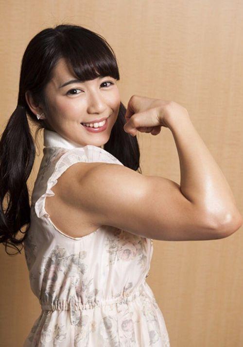 才木玲佳(さいきれいか) 可愛いマッチョアイドルの筋肉が凄すぎwww 78枚 No.24