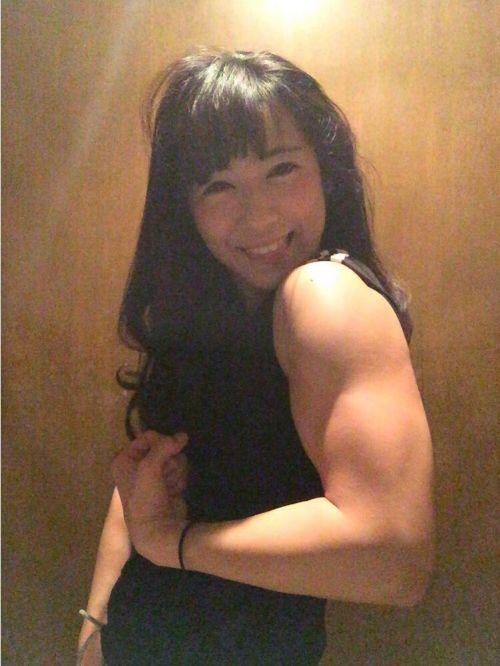 才木玲佳(さいきれいか) 可愛いマッチョアイドルの筋肉が凄すぎwww 78枚 No.30