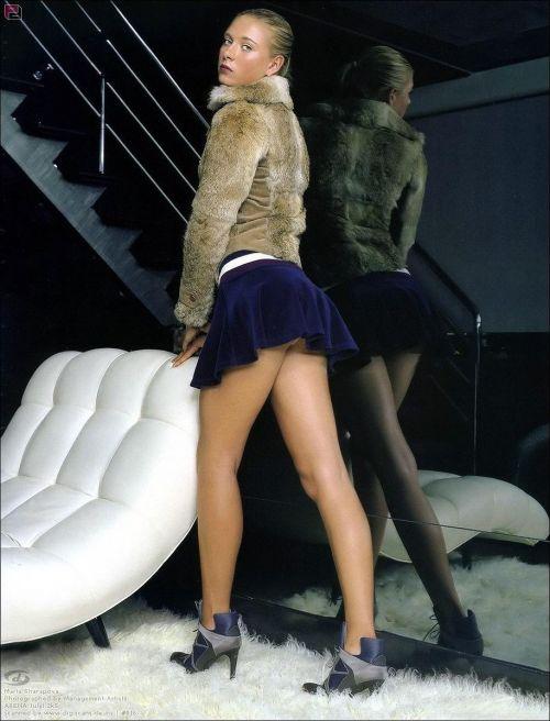 引き締まったお尻のラインが美しい女子アスリートを激写したエロ画像 39枚 No.3