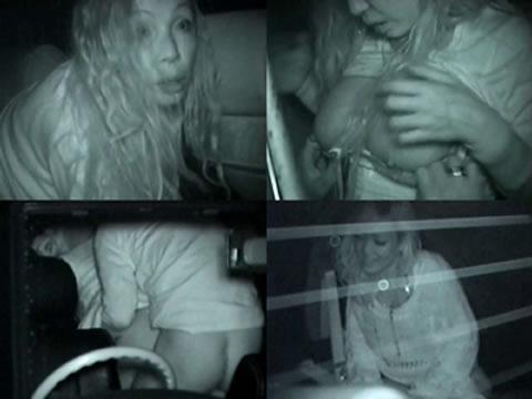 【画像】カップルの野外後背位セックスを赤外線カメラで盗撮したったwww 33枚 No.4