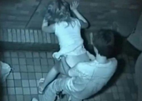 【画像】カップルの野外後背位セックスを赤外線カメラで盗撮したったwww 33枚 No.26