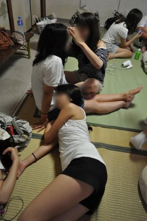 【エロ画像】JKがおふざけした結果の画像がこちらですwww 39枚 No.12