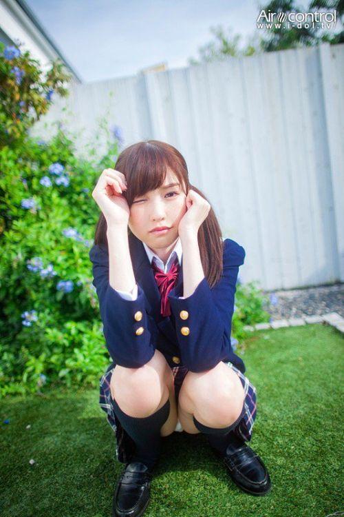 橋本ありな(はしもとありな)超絶美形少女で色白アイドル系AV女優のエロ画像 205枚 No.5