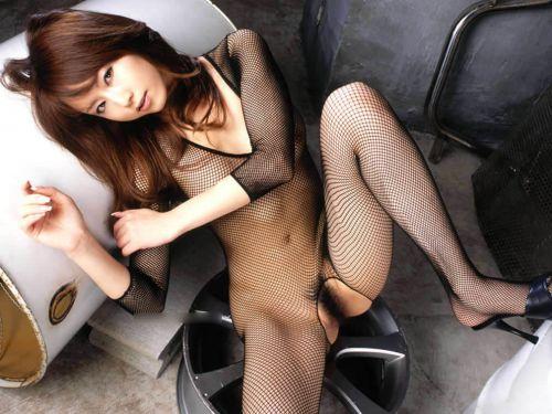 【画像】股間丸出しオマンコ丸出しのボディーストッキング痴女がエロ過ぎwww 35枚 No.26