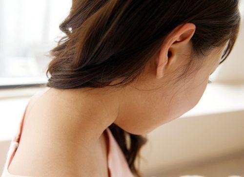 【エロ画像】美女のうなじを見て一目惚れしちゃうことってあるよな! 41枚 No.18