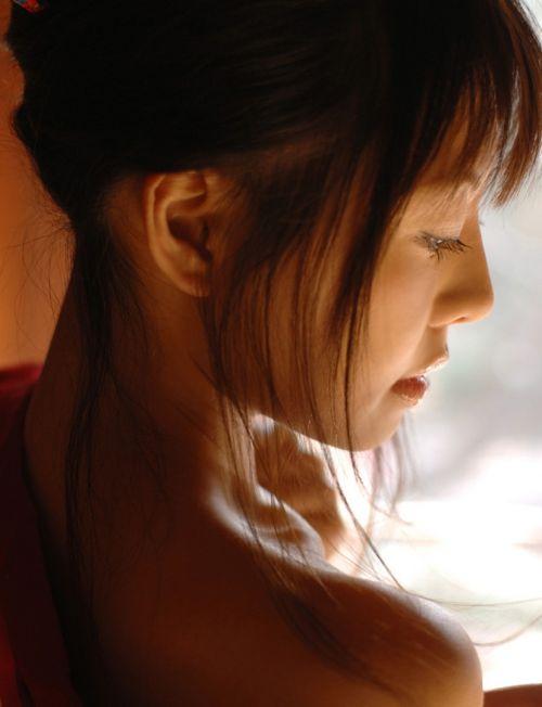 【エロ画像】美女のうなじを見て一目惚れしちゃうことってあるよな! 41枚 No.40