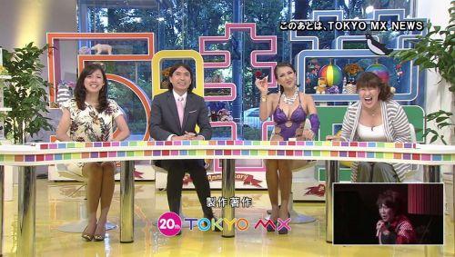 岡本夏生がTVでケツを丸出しにしちゃう破天荒熟女のエロ画像 126枚 No.7