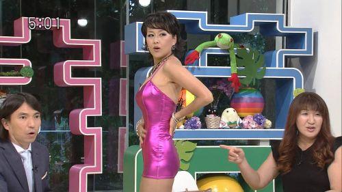 岡本夏生がTVでケツを丸出しにしちゃう破天荒熟女のエロ画像 126枚 No.53