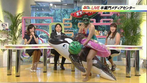 岡本夏生がTVでケツを丸出しにしちゃう破天荒熟女のエロ画像 126枚 No.61