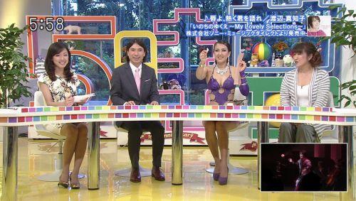 岡本夏生がTVでケツを丸出しにしちゃう破天荒熟女のエロ画像 126枚 No.87