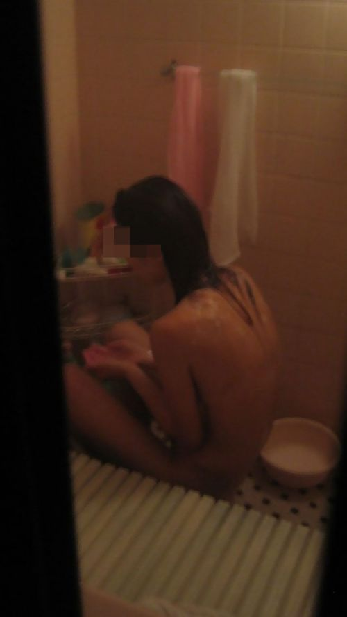 【画像】民家のお風呂を窓の外から熟女や美女を盗撮した結果www 33枚 No.21