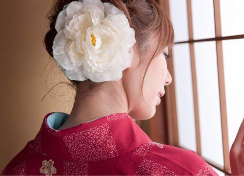 【盗撮画像】着物姿の和服美人のうなじがやっぱり一番色っぽいよな! 48枚 No.18