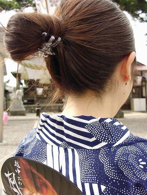 【盗撮画像】着物姿の和服美人のうなじがやっぱり一番色っぽいよな! 48枚 No.46