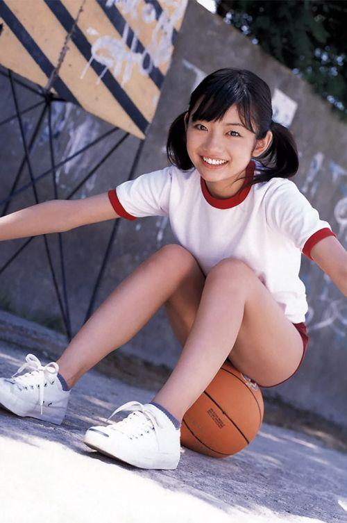 【JKエロ画像】ブルマは体操服というよりコスプレだろJK 39枚 part.10 No.4