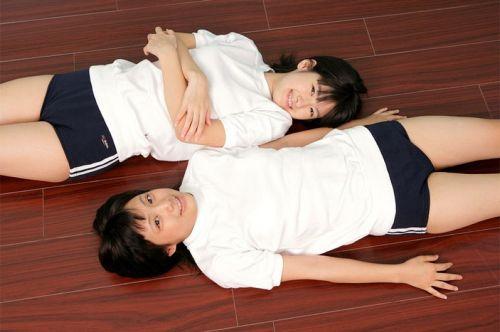【JKエロ画像】ブルマは体操服というよりコスプレだろJK 39枚 part.10 No.6