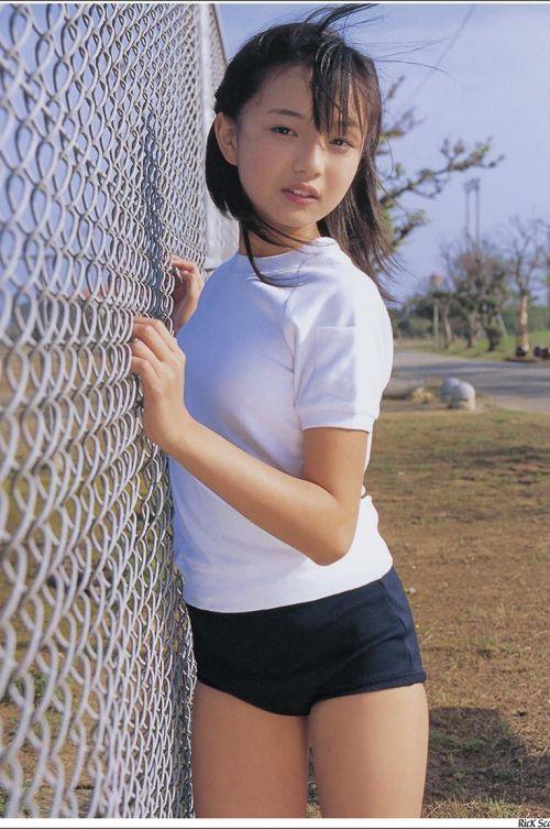 【JKエロ画像】ブルマは体操服というよりコスプレだろJK 39枚 part.10 No.13