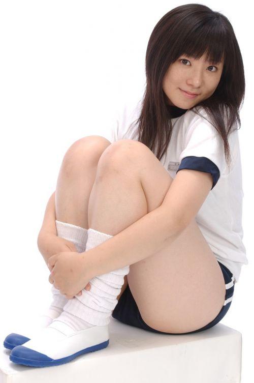 【JKエロ画像】ブルマは体操服というよりコスプレだろJK 39枚 part.10 No.20
