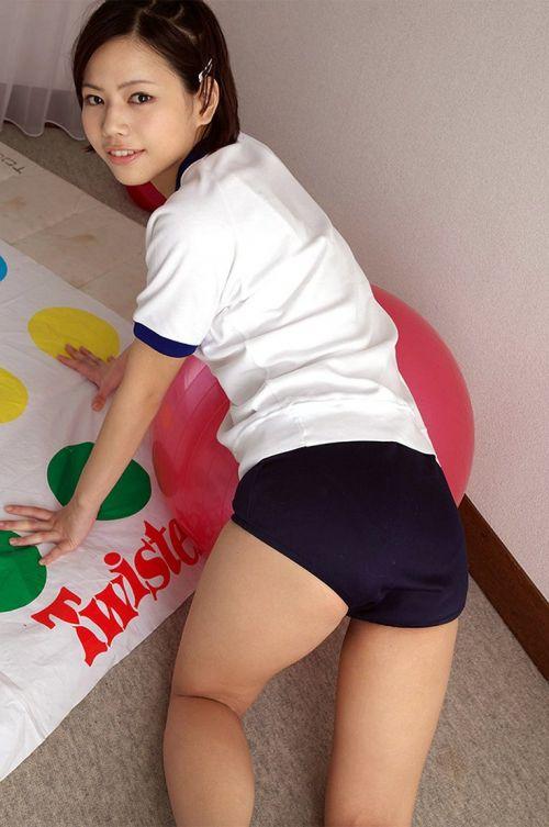 【JKエロ画像】ブルマは体操服というよりコスプレだろJK 39枚 part.10 No.30