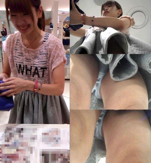 【画像】オシャレで可愛いショップ店員さんを逆さ撮り盗撮した結果がこちらです! 38枚 No.22