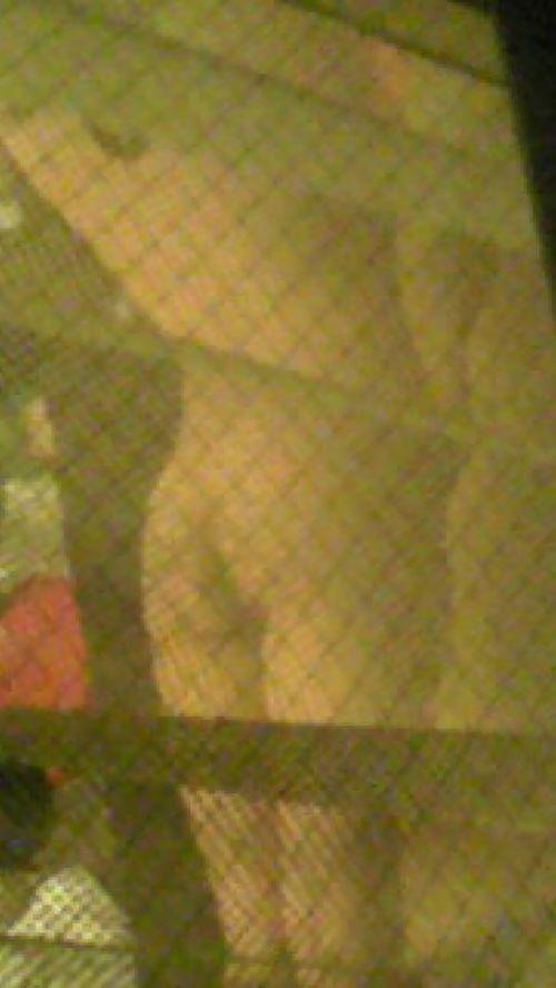 窓の外から女の子のお尻がバッチリ見えちゃってる盗撮エロ画像 38枚 No.6
