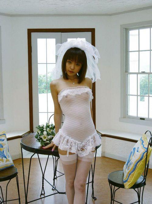 【画像】シースルーの下着姿女の子って全裸よりエロイよなwww 37枚 No.3