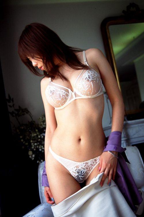 【画像】シースルーの下着姿女の子って全裸よりエロイよなwww 37枚 No.24