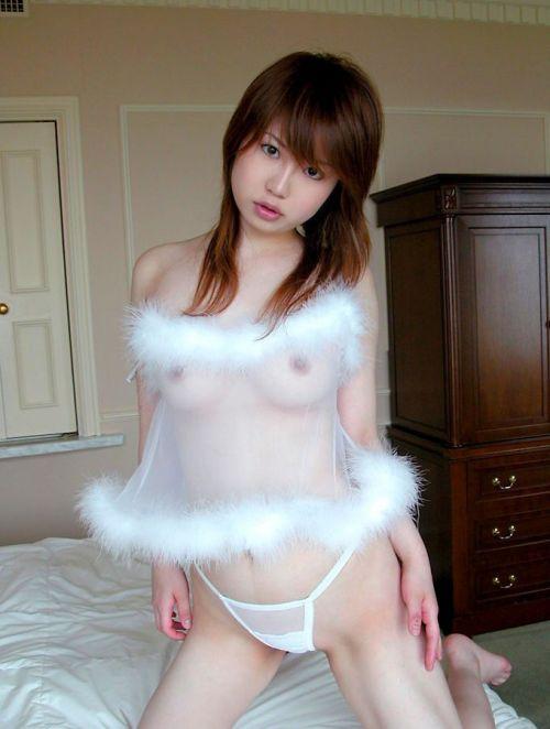 【画像】シースルーの下着姿女の子って全裸よりエロイよなwww 37枚 No.33