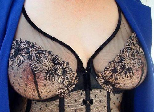 【画像】シースルーの下着姿女の子って全裸よりエロイよなwww 37枚 No.37