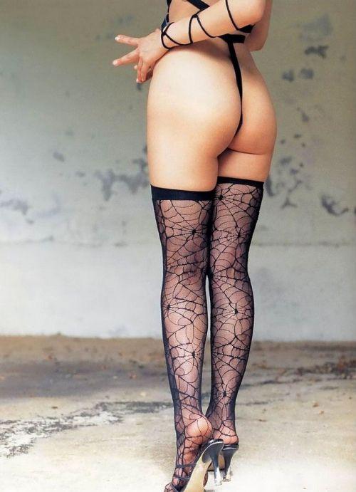 エロさに高級感のある柄ストッキング女性のお尻限定エロ画像 34枚 No.3