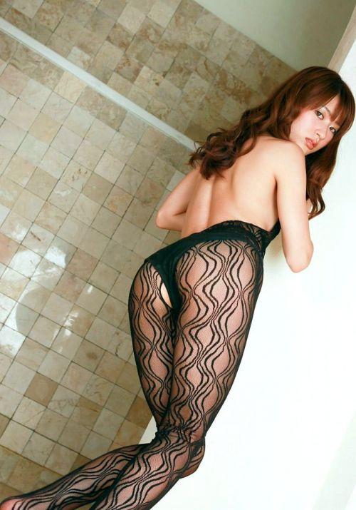 エロさに高級感のある柄ストッキング女性のお尻限定エロ画像 34枚 No.17