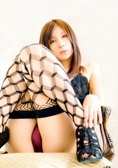 エロさに高級感のある柄ストッキング女性のお尻限定エロ画像 34枚 No.26