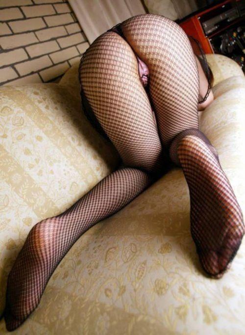 エロさに高級感のある柄ストッキング女性のお尻限定エロ画像 34枚 No.32