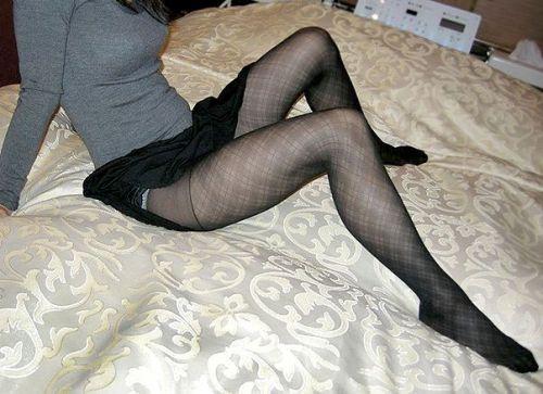 セクシーな女性を更にセクシーにしちゃう高級柄ストッキングのエロ画像 43枚 No.6