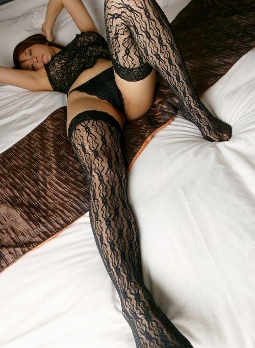 セクシーな女性を更にセクシーにしちゃう高級柄ストッキングのエロ画像 43枚 No.27