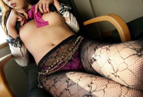 セクシーな女性を更にセクシーにしちゃう高級柄ストッキングのエロ画像 43枚 No.32