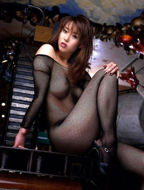 全裸よりエロい全身タイツ・ボディストッキングのエロ画像 36枚 No.2