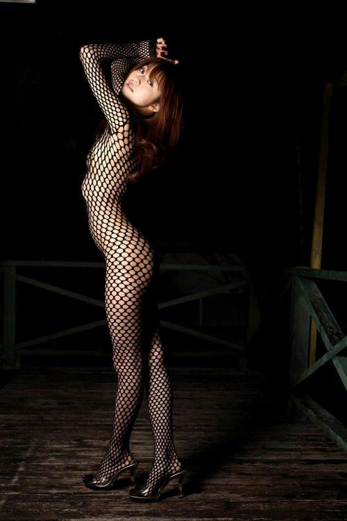 全裸よりエロい全身タイツ・ボディストッキングのエロ画像 36枚 No.17