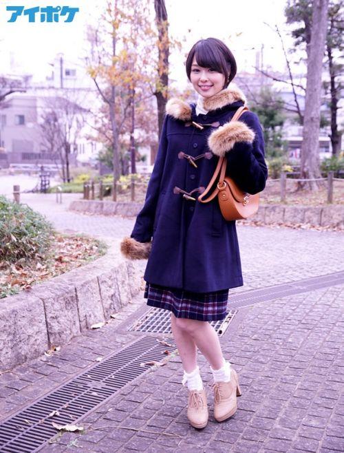 堀北さくら(ほりきたさくら)黒髪美少女のショートカットAV女優のエロ画像 75枚 No.27