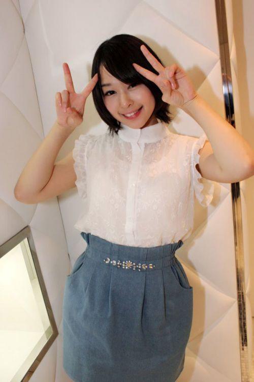 堀北さくら(ほりきたさくら)黒髪美少女のショートカットAV女優のエロ画像 75枚 No.28