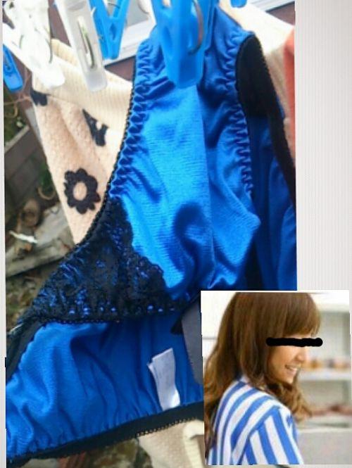 女の子のパンツやブラジャーなどの干した洗濯物の盗撮エロ画像 37枚 No.36